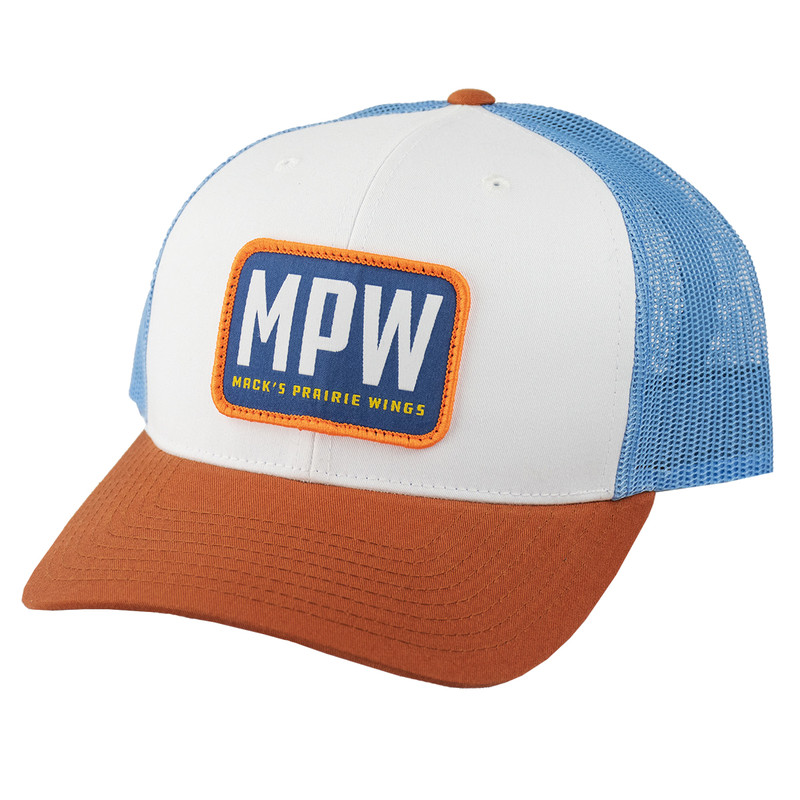 MPW Denim Patch Cap