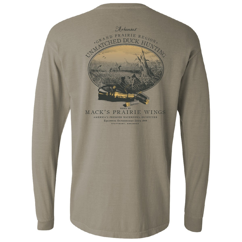 MPW Unmatched Traditions Long Sleeve in Khaki Color