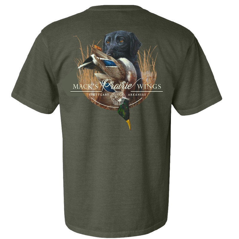 MPW Proud Retriever Short Sleeve in Sage Color