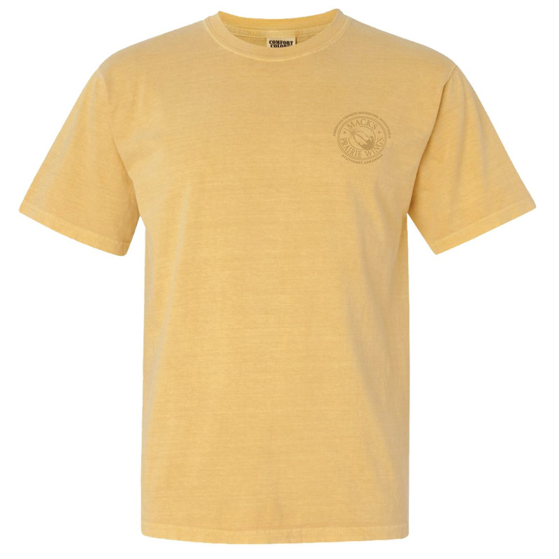 MPW Grand Prairie Mallard Short Sleeve in Mustard Color