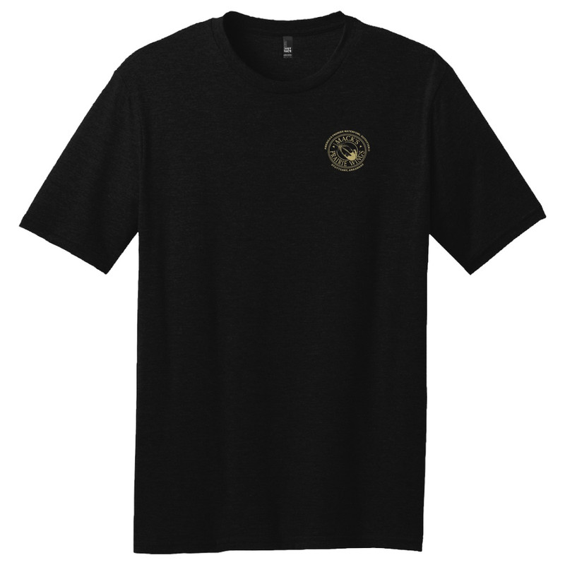 MPW Old School Label Short Sleeve in Black Color