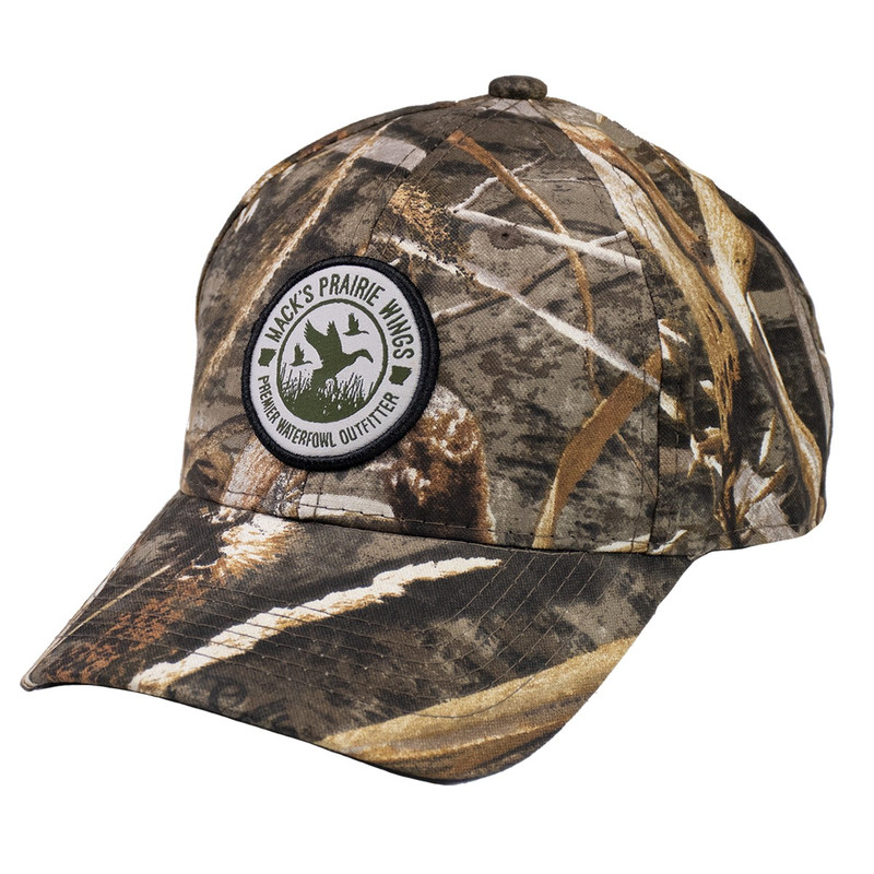 MPW Round Olive Patch Cap in Realtree Max 5 Color