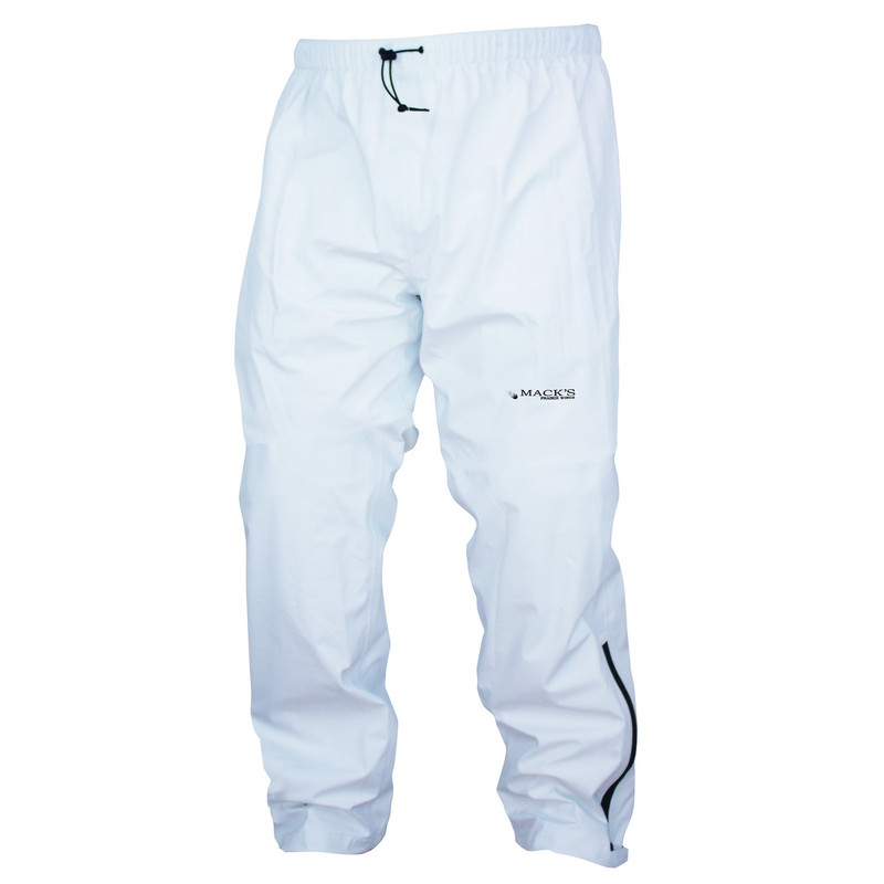 MPW Hydro Rain Pant in White Color