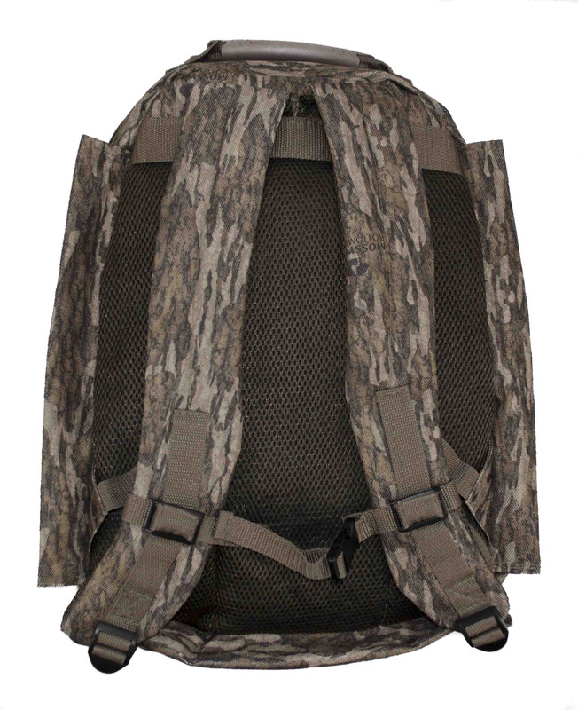 MPW The Grand Prairie Camouflage Backpack in Mossy Oak Bottomland Color