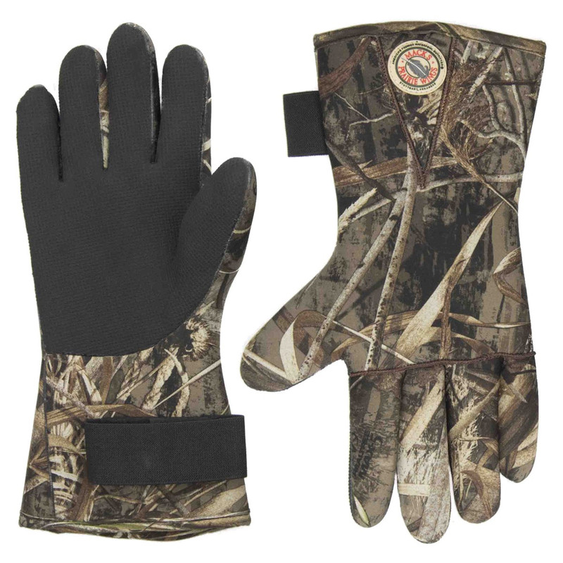 MPW The Brushy Slough Neoprene Decoy Glove in Realtree Max 5 Color