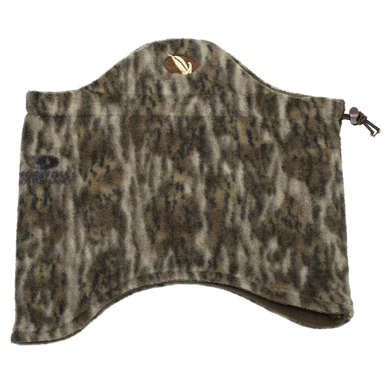 MPW Fleece Neck Gaiter in Mossy Oak Bottomland Color