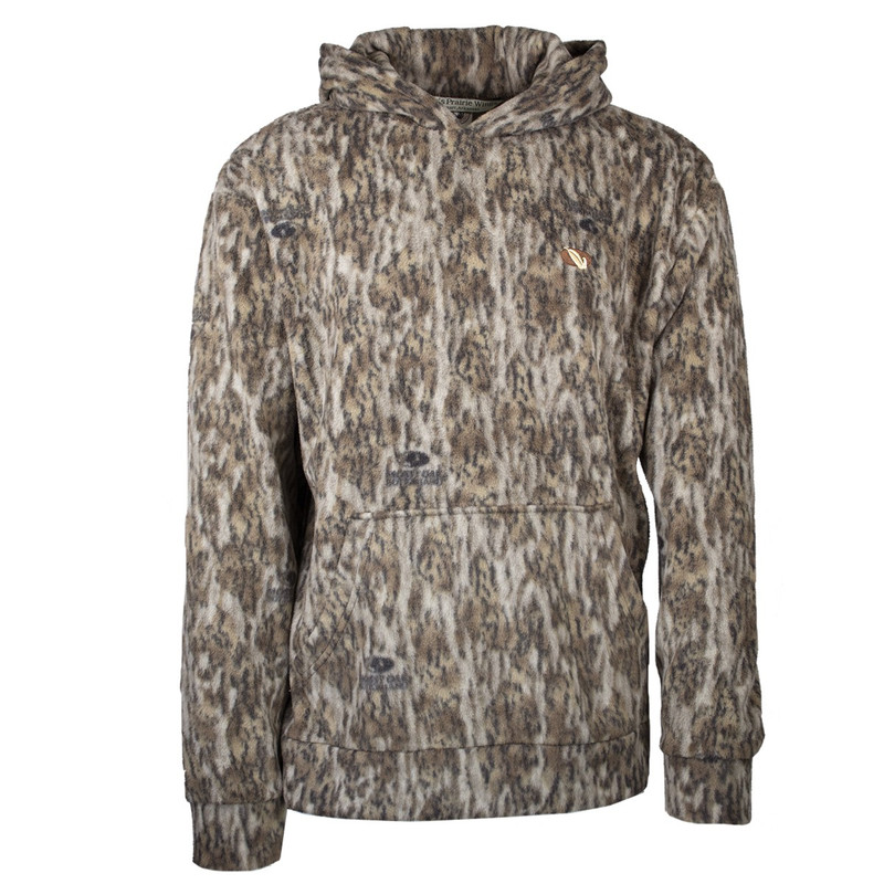 MPW Early Bird Fleece Hoodie in Mossy Oak Bottomland Color