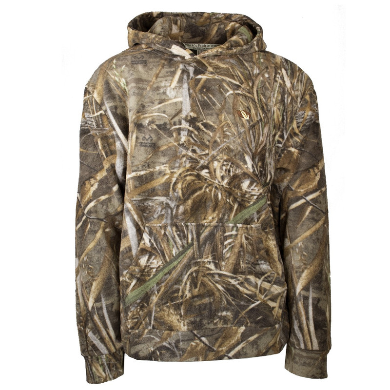 MPW Early Bird Fleece Hoodie in Realtree Max 5 Color