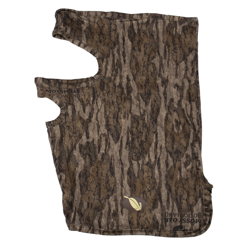 MPW Versa Lite 3/4 Face Mask in Mossy Oak Bottomland Color