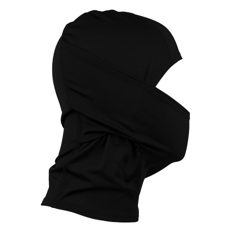 MPW Versa Lite Facemask Hood in Black Color