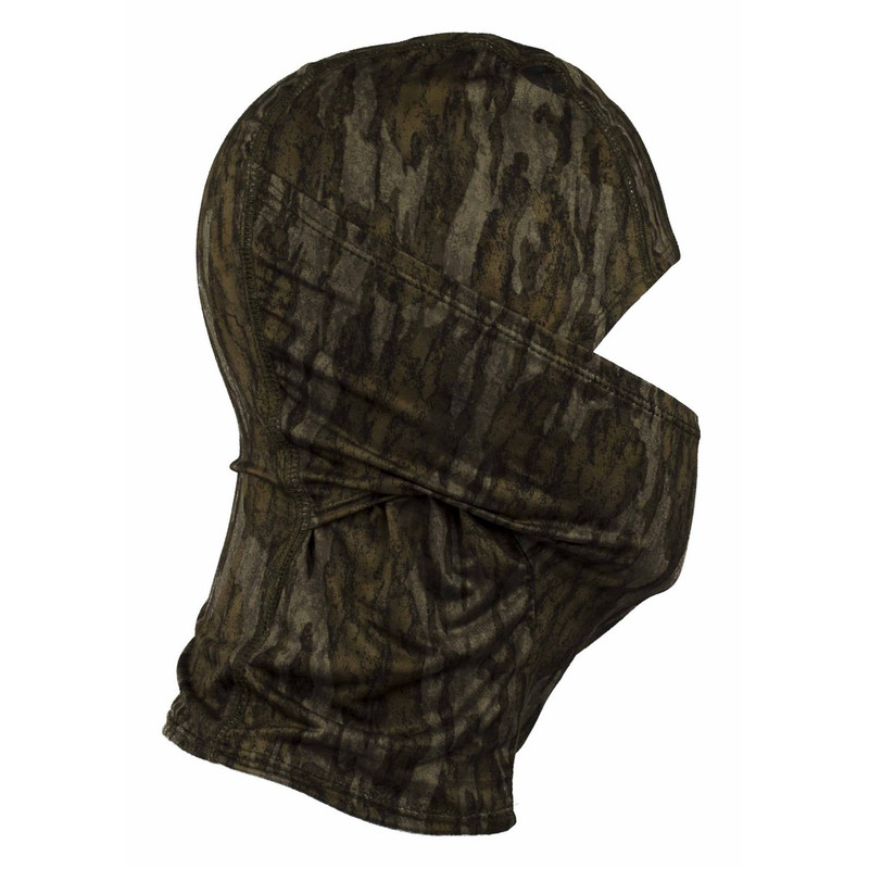 MPW Versa Lite Facemask Hood in Mossy Oak Bottomland Color