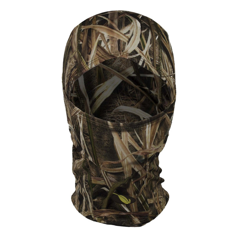 MPW Versa Lite Facemask Hood in Mossy Oak Shadow Grass Blades