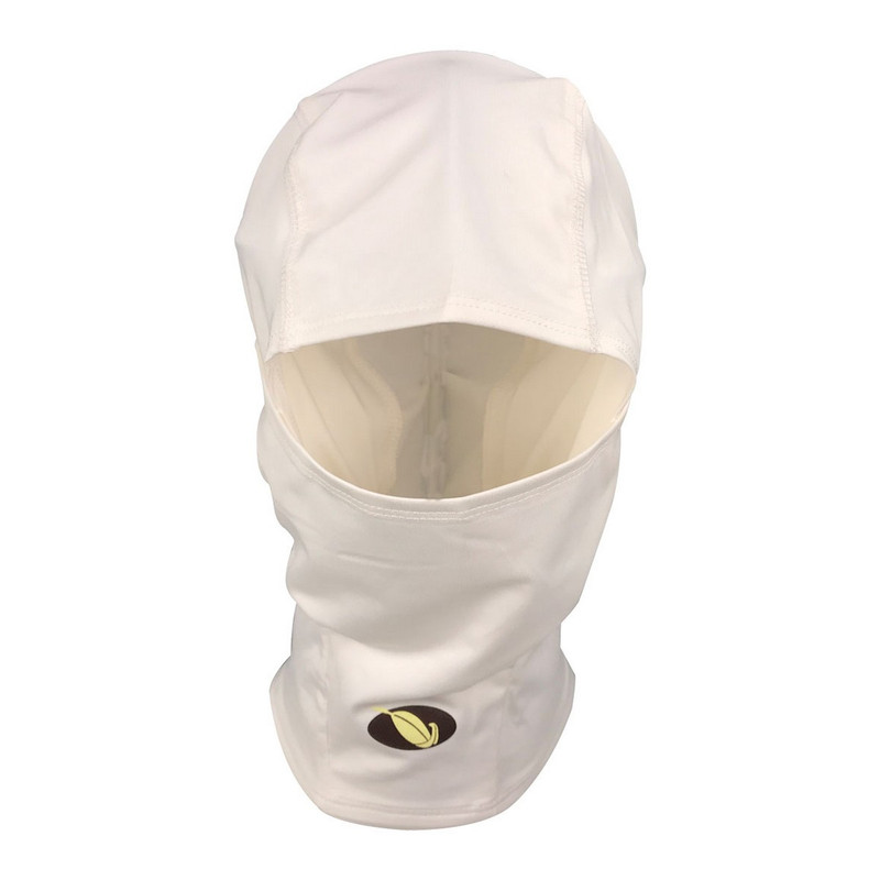 MPW Versa Lite Facemask Hood in White Color