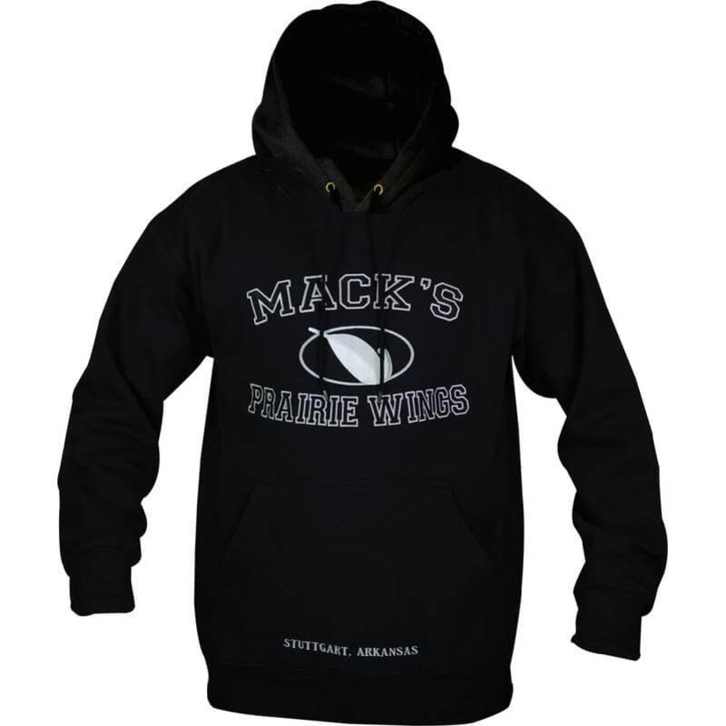 MPW Magnum 12 Hoody in Black Color