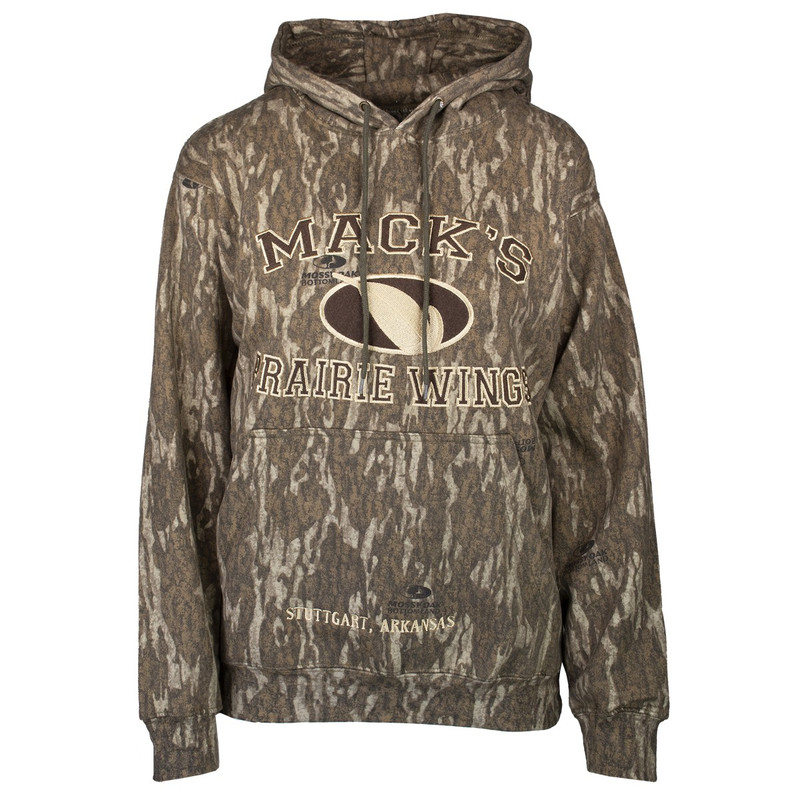 MPW Magnum 12 Hoody in Mossy Oak Bottomland Color