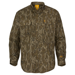 Browning Wasatch-CB Button Up Long Sleeve Hunting Shirt