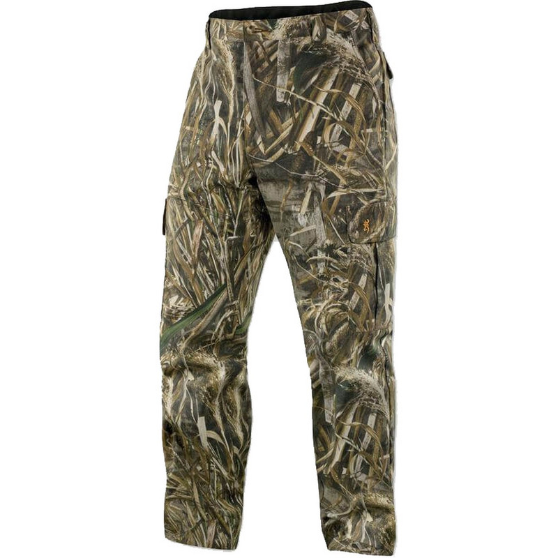 Browning Wasatch-CB 6-Pocket Cargo Hunting Pants in Realtree Max 5 Color