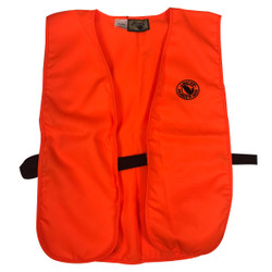 MPW Logo Blaze Orange Hunting Vest