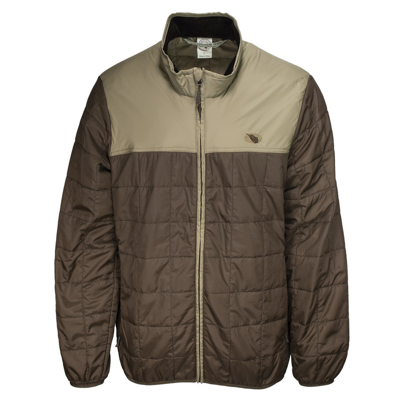 MPW Pack Light Jacket in Marsh Brown Color
