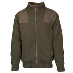 MPW Geridge WindTamer Wool Full Zip Sweater