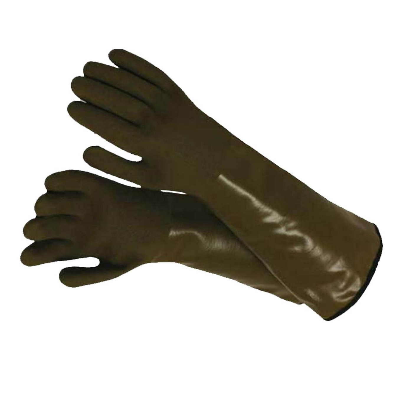 Midwest Glove PVC Coated Decoy Glove in Green Color