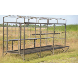 MPW Big Ditch Sled Blind - 12' In Store Only