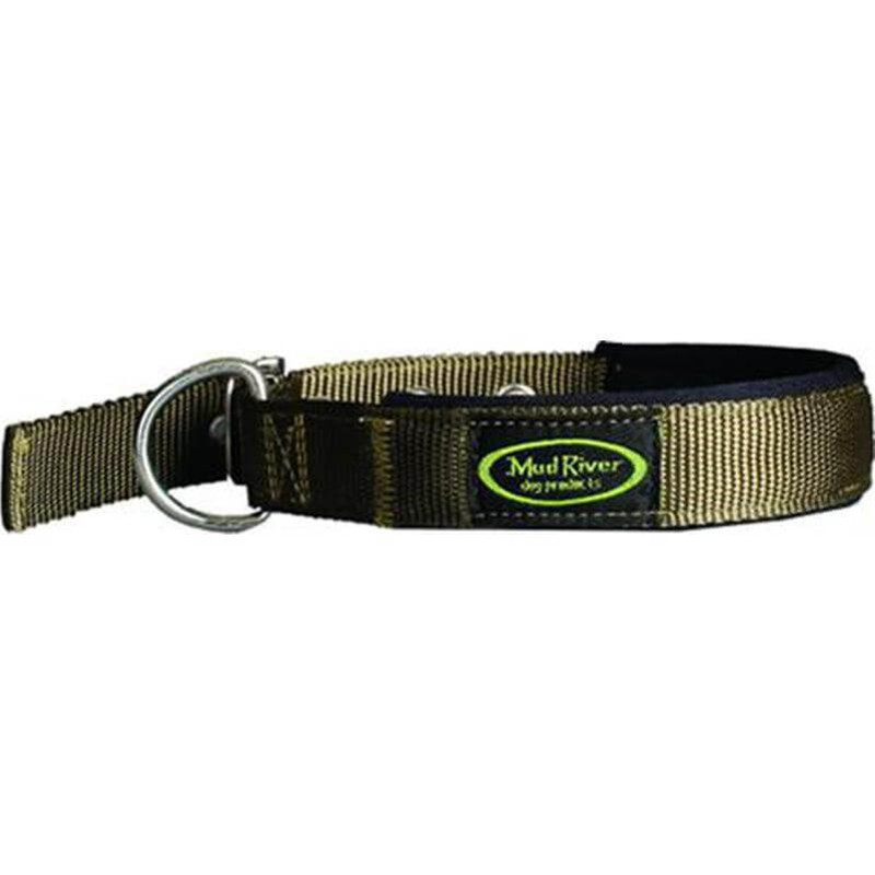 Mud River Swagger Collar in Green Color