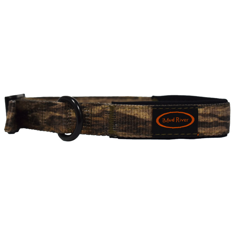 Mud River Swagger Collar in Mossy Oak Bottomland Color