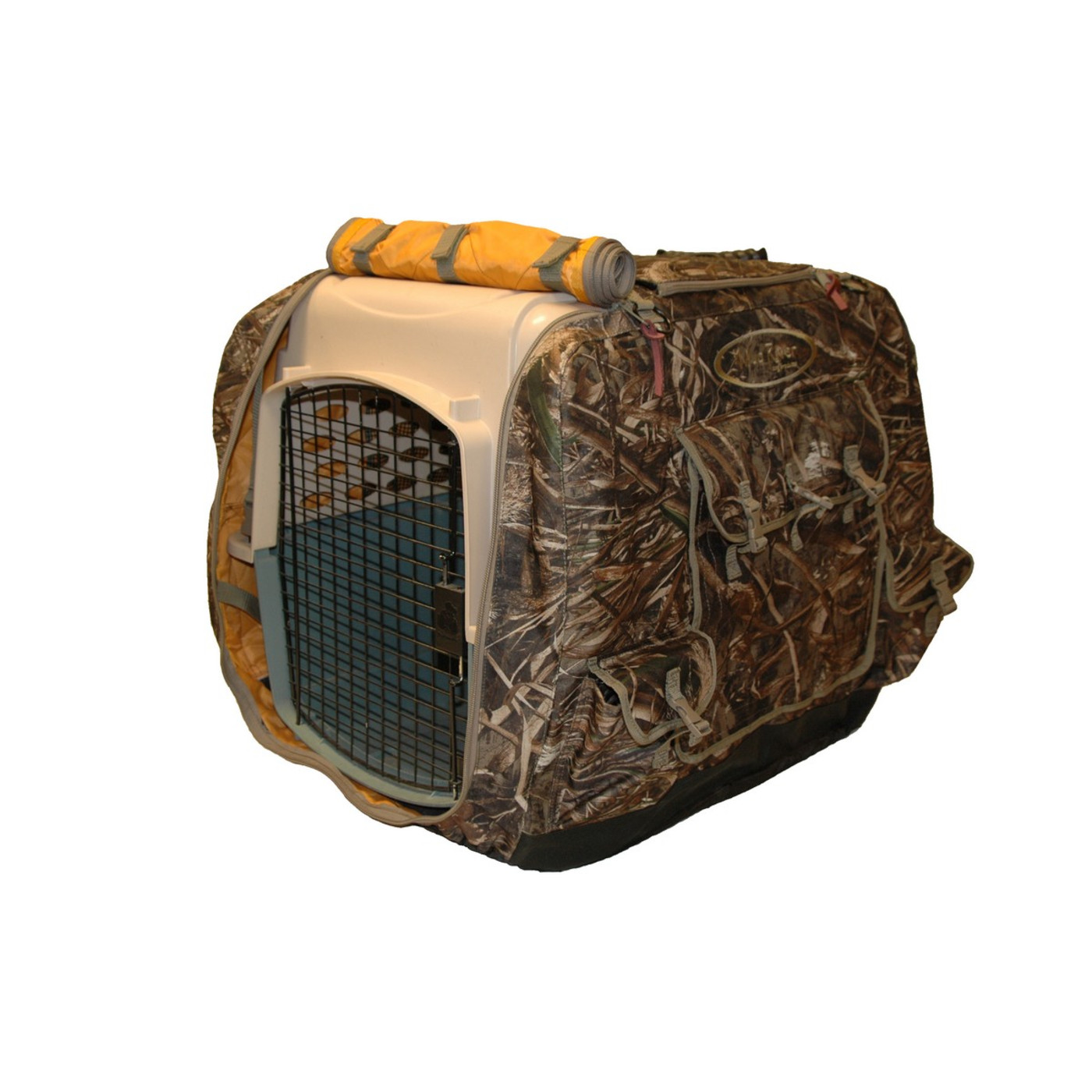 Mud River Dixie Kennel Cover in Realtree Max 5 Color