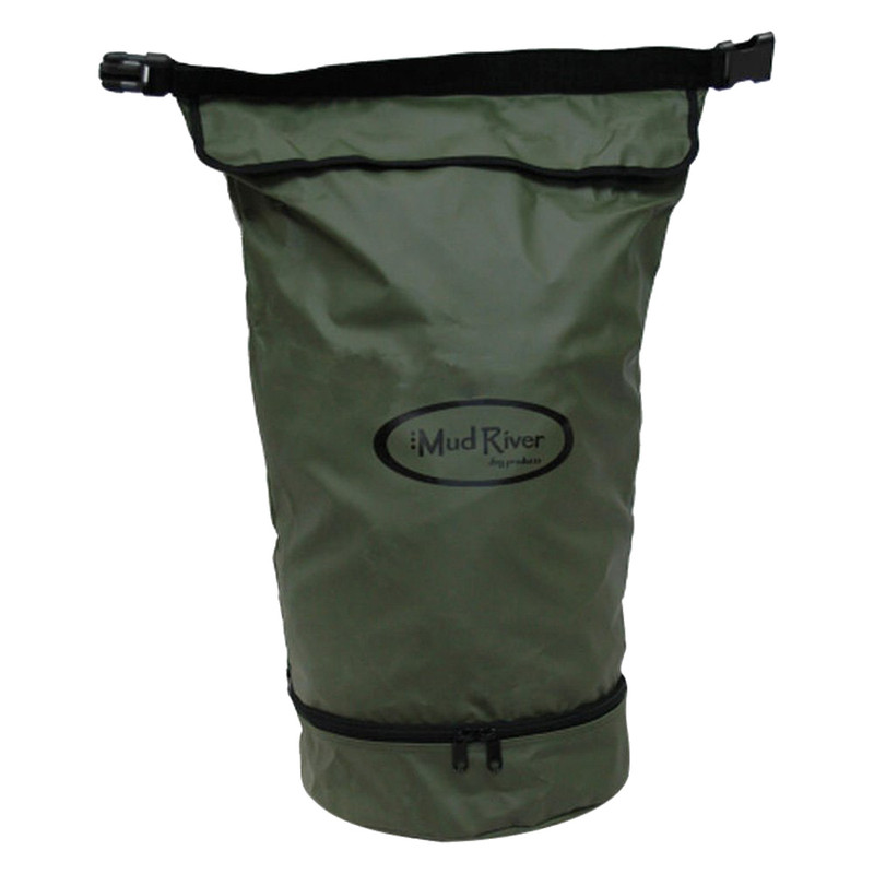 Mud River Magnum Hoss Food Bag in Green Color