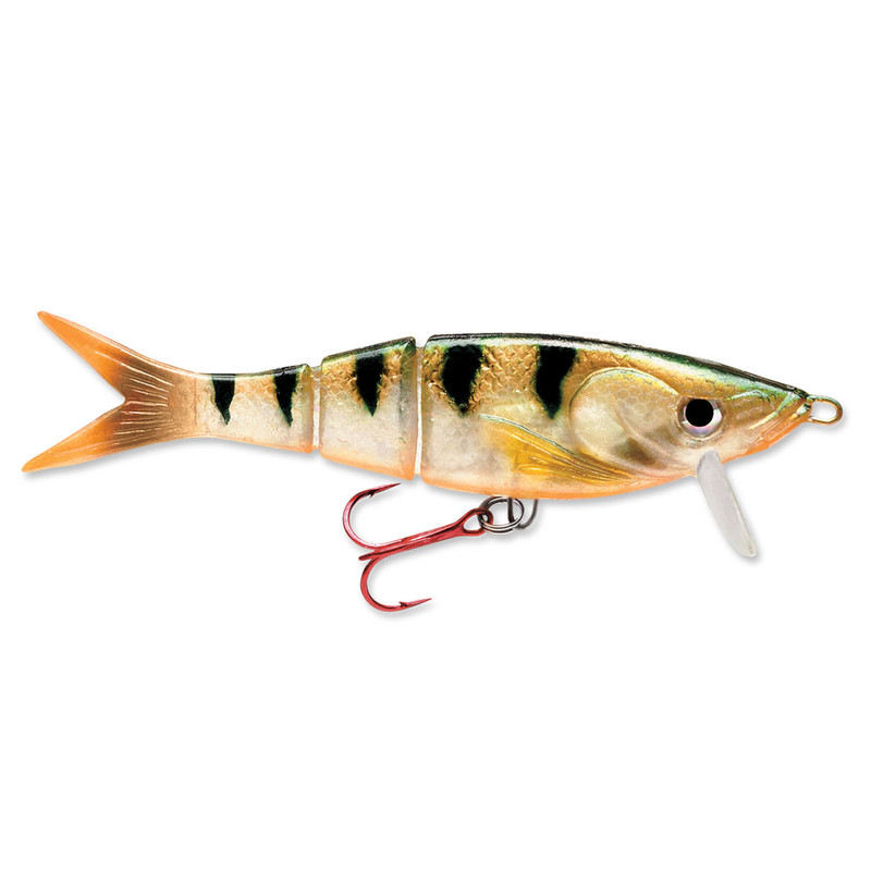 Storm Kickin' Minnow Fishing Lure - 4 Inches in Perch Color