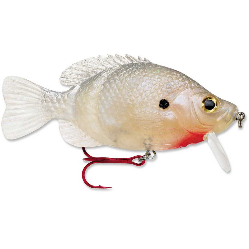 Storm Kickin' Slab Fishing Lure in PEARL Item Style
