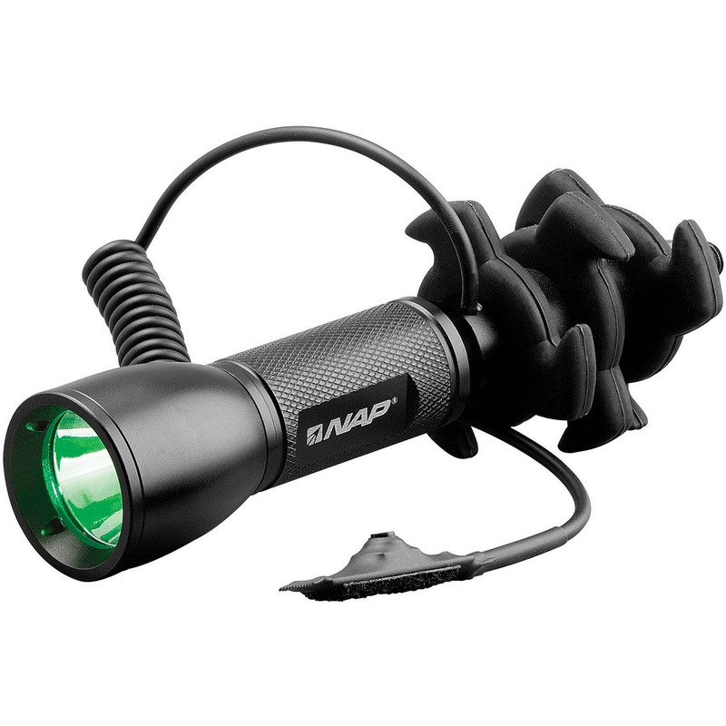 NAP Apache Predator Green LED Bow Stabilizer