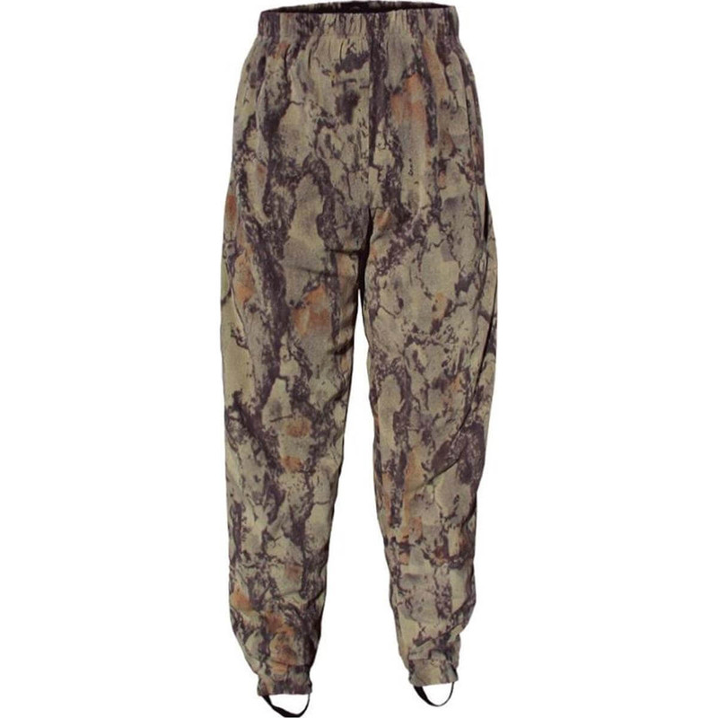 Natural Gear Fleece Wader Pants in Natural