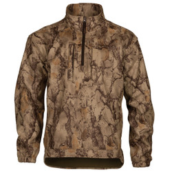 Natural Gear Winter-Ceptor Half Zip Fleece Pullover