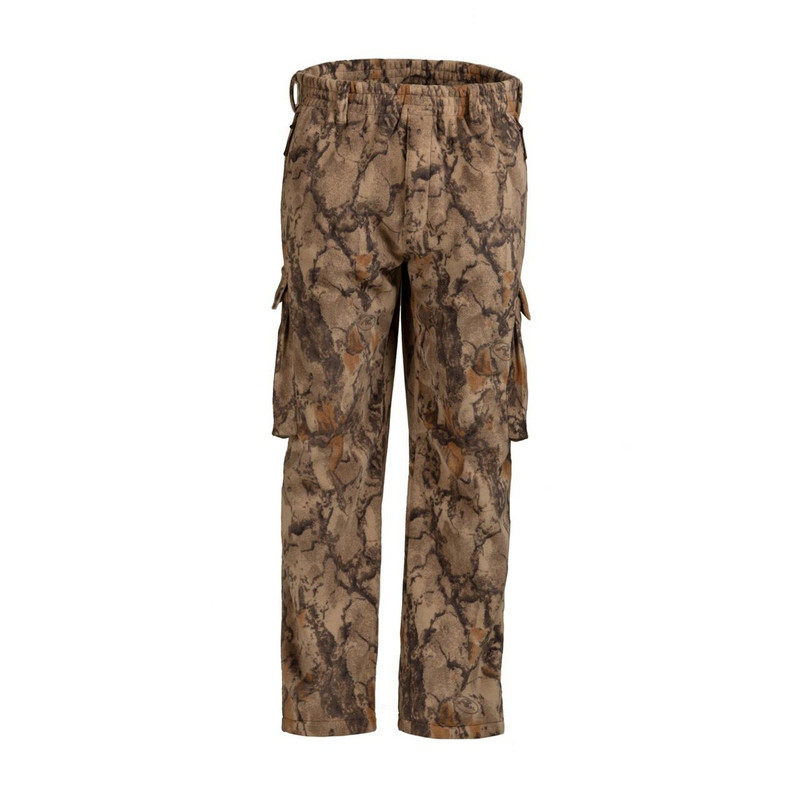 Natural Gear Winter-Ceptor Wind Proof Fleece Hunting Pants in Natural Gear Color