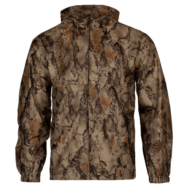 Natural Gear Trail's End Rain Gear Jacket in Natural Gear Color