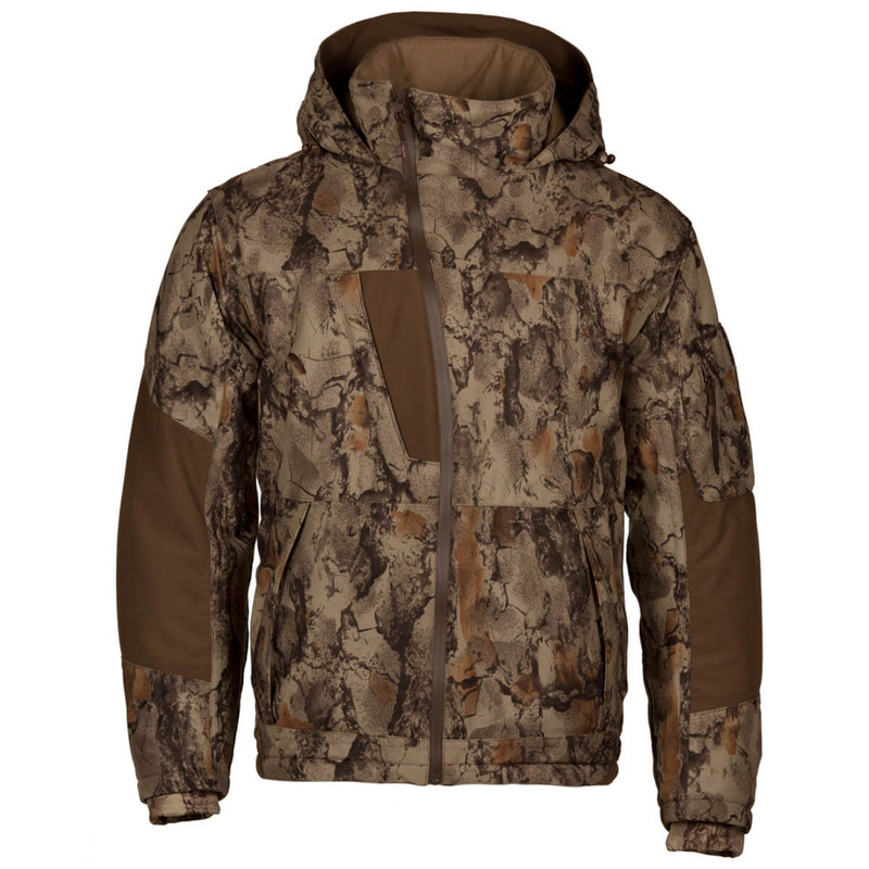 Natural Gear Stealth Hunter Grand Stand Parka in Natural