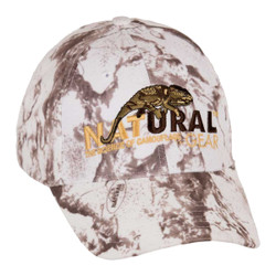 Natural Gear Snow Camo Cap