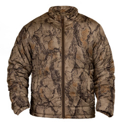 Natural Gear Camo Puffer Jacket