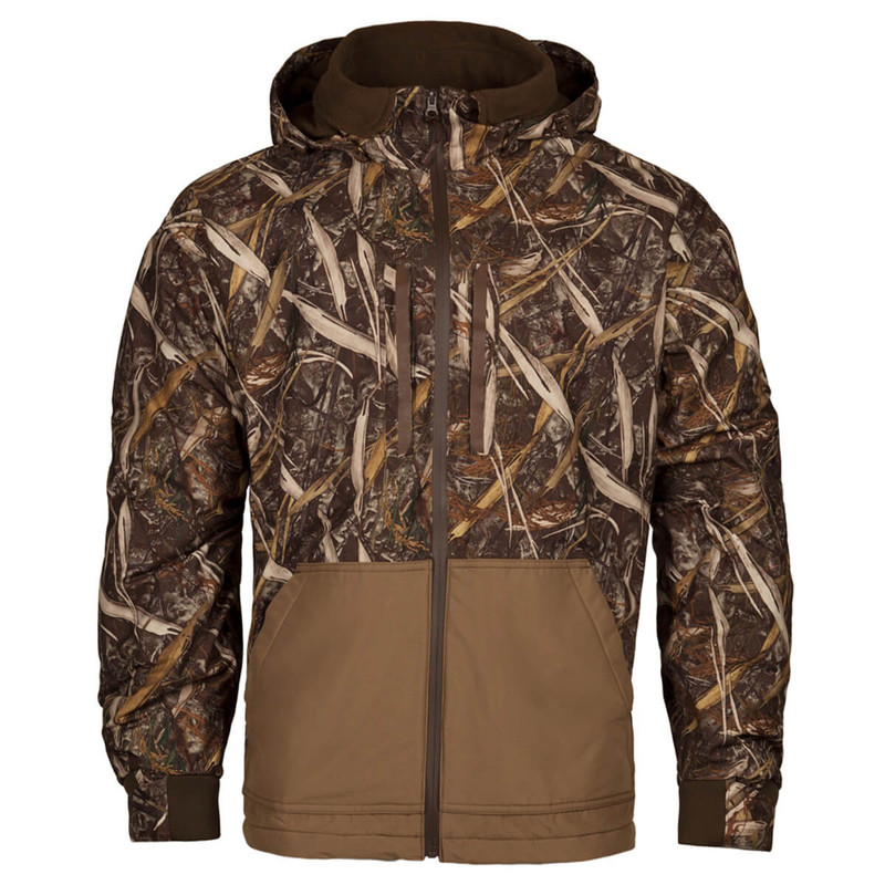 Natural Gear Cutdown Waterfowl Jacket Fields in Natural