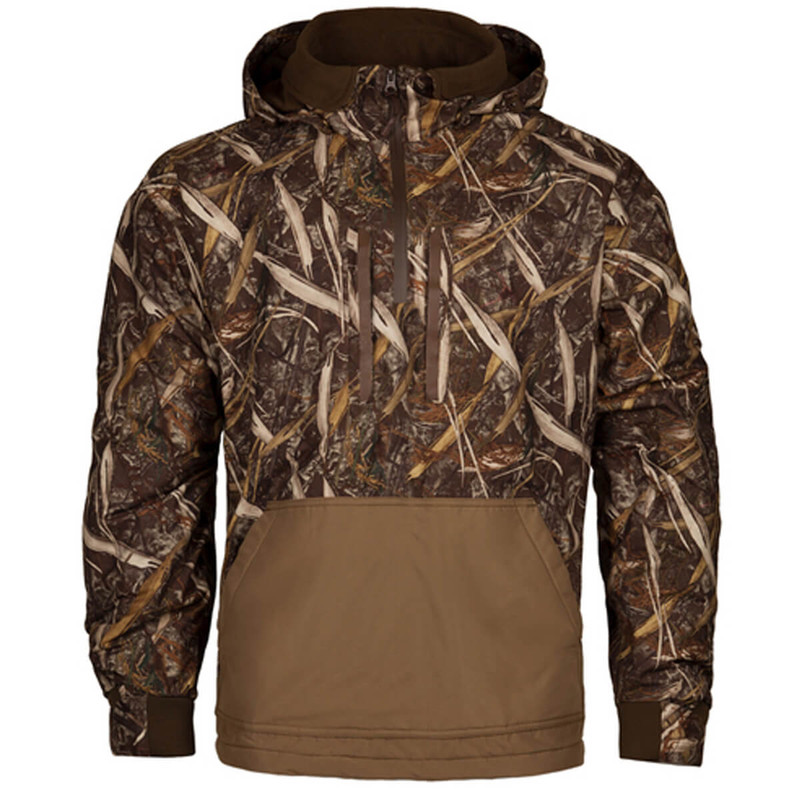 Natural Gear Cutdown Waterfowl Pullover Fields