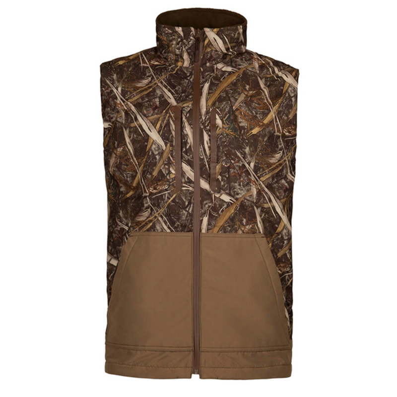 Natural Gear Cutdown Waterfowl Vest Fields