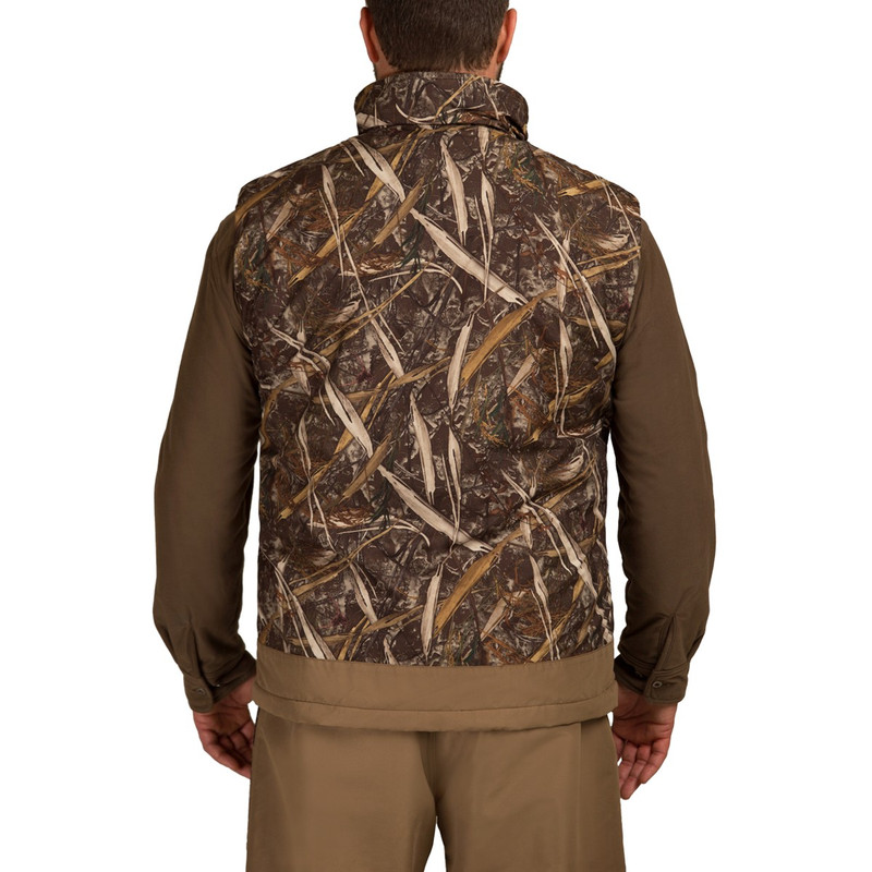 Natural Gear Cutdown Waterfowl Vest Fields in Fields