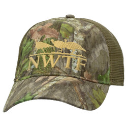 Nomad NWTF Low Country Trucker Cap