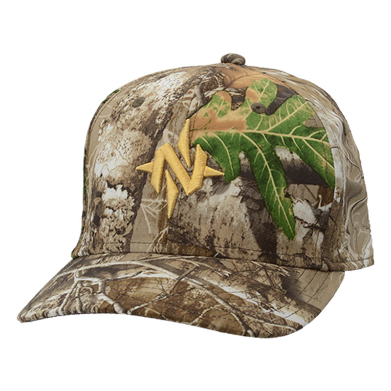 Nomad Camo Stretch Cap in Mossy Oak Obsession Color