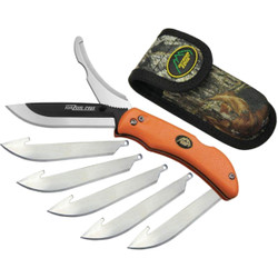 "Outdoor Edge Razor Pro Folder 3.5"" Orange"