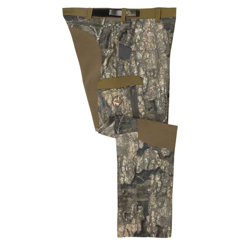 Ol' Tom Tech Stretch Turkey Pants in Realtree Timber Color