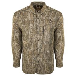 Ol Tom Mesh Back Flyweight Shirt With Spine Pad 512e3b165731