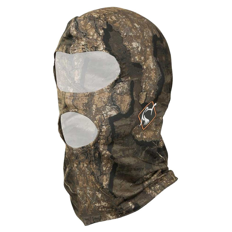 Ol' Tom Performance Full Face Mask in Realtree Timber Color